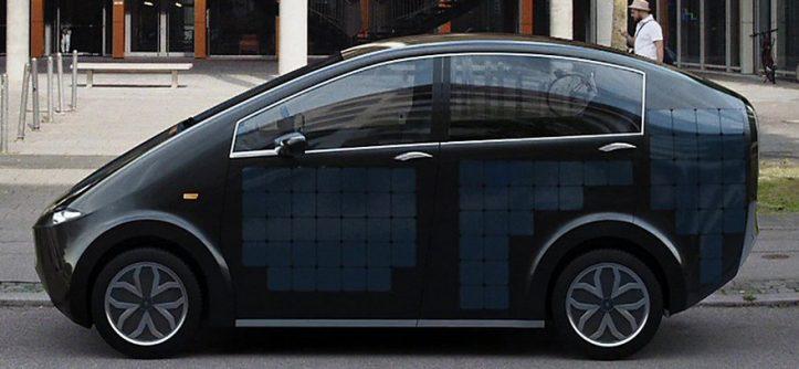 Sion, la première voiture solaire grand public