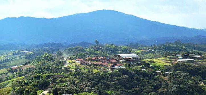 village colombie